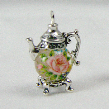 Home Tiny Teapot Jewelry